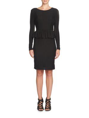 Florence Peplum Dress by Cynthia Steffe
