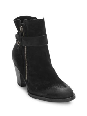 Dallas Suede Ankle Boots by Paul Green