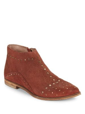 Buy Aquarian Leather Ankle Boots by Free People online