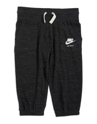 Girls Sports Capri Pants