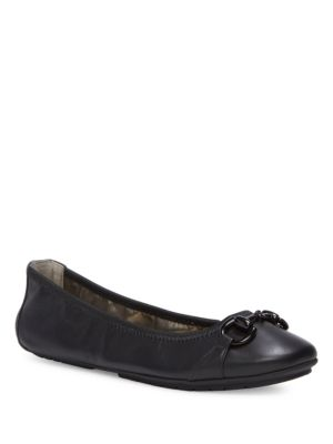 Buy Legend Leather Ballet Flats by Me Too online