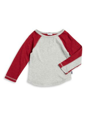Toddlers  Little Boys Raglan Sleeve TShirt