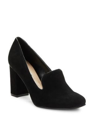 Karina Suede Loafers by Karl Lagerfeld Paris