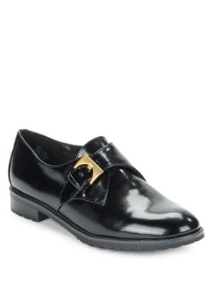 Bara Leather Oxfords...