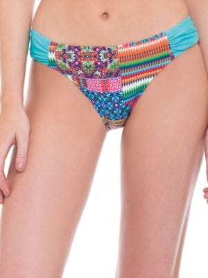 Candy Apple Printed Bottom by Blush By Gottex