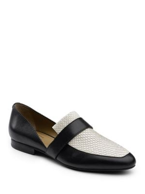 Hillary Leather Loafers by G.H. Bass