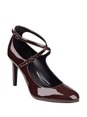 Buy Hannley Patent Leather Pumps by Nine West online