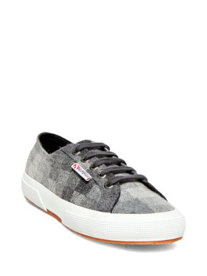 2750 Wool Blend Low-Top Sneakers by Superga