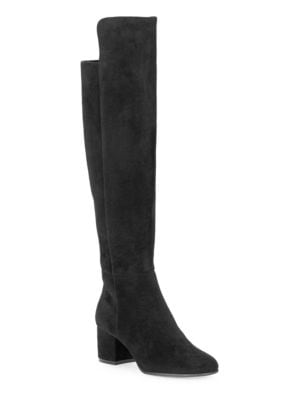 Emyle Suede Over-the-Knee Boots by 424 Fifth