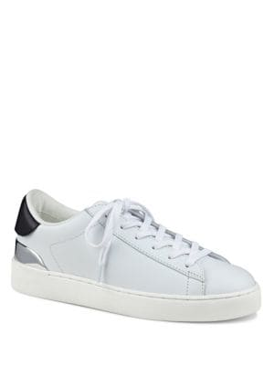 Palyla Metallic Sneakers by Nine West