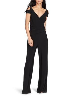 Stretch-Jersey Jumpsuit by Lauren Ralph Lauren