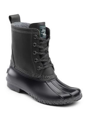 Daisy Waterproof Duck Boots by G.H. Bass