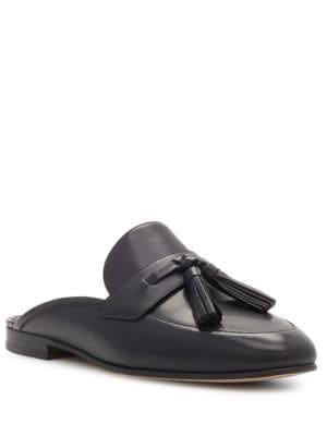 Paris Leather Slip-On Mules by Sam Edelman