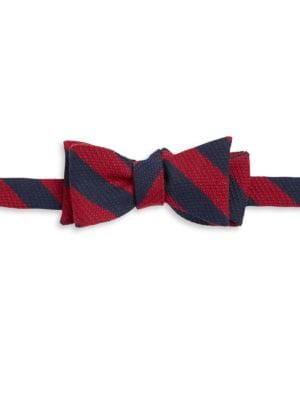 Wool and Silk Bow Tie...