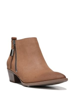 Heidi Zipped Ankle Boots by Circus by Sam Edelman