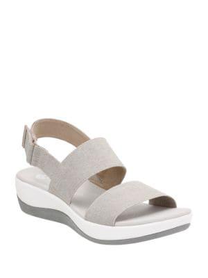 Arla Jacory Open-Toe Sandals by Clarks