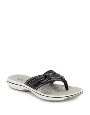 Breeze Mila Thong Sandals by Clarks