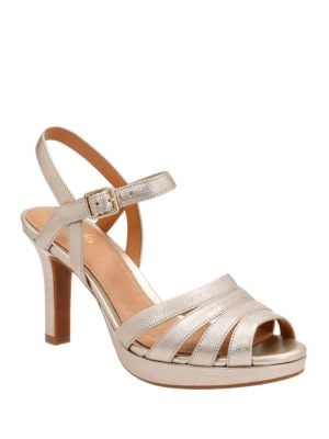 Mayra Poppy Sandals by Clarks