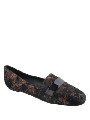 Fab Leather Loafers by Delman