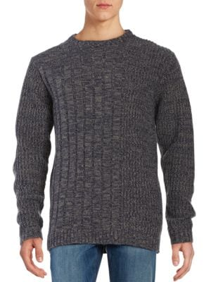 Fisherman Knit Sweater by Roamers And Seekers