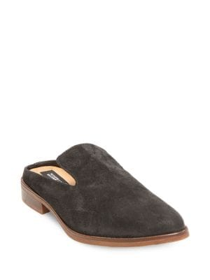 Ellie Suede Mules by Design Lab Lord & Taylor