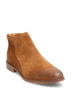 Cory Suede Ankle Boots by Design Lab Lord & Taylor
