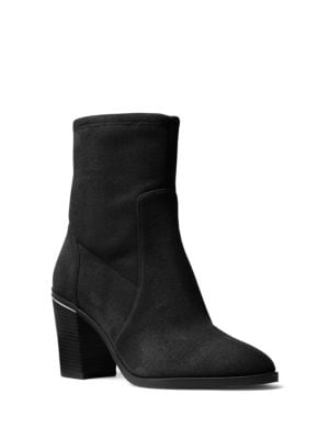 Chase Suede Ankle Boots by MICHAEL MICHAEL KORS