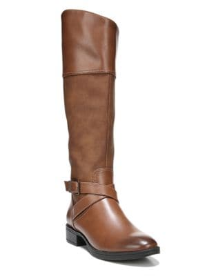 Parker Round Toe Buckled Boots by Circus by Sam Edelman