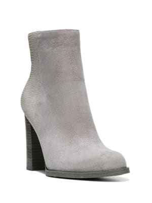 Rollins Grey Frost Booties by Circus by Sam Edelman