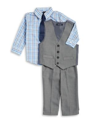 FourPiece Suit Set