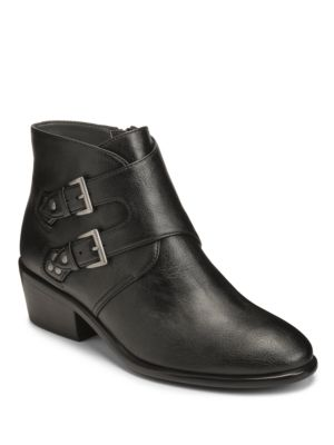 Urban Myth Almond Toe Ankle Boots by Aerosoles