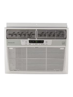 12000 BTU WindowMounted Air Conditioner and Temperature Sensing Remote Control