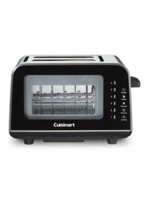 ViewPro Glass 2-Slice Toaster photo