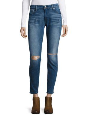 Jennie Curvy Skinny Jeans 500046175576
