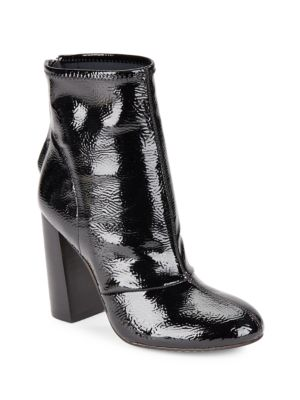 Capri Side Zipper Ankle Boots by French Connection