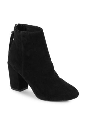 Cynthia Suede Ankle Boots by Steve Madden