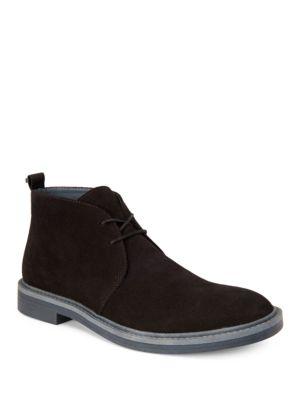 Jae Suede Boots by Calvin Klein