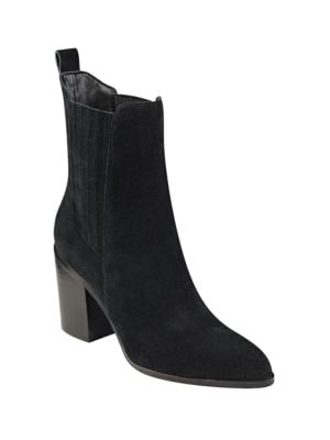 Alisa Point Toe Booties by Marc Fisher LTD