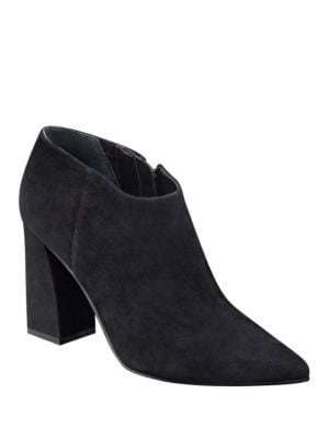Jayla Suede Shooties by Marc Fisher LTD