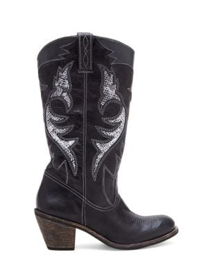 Buy Hess Leather Boots by Matisse online