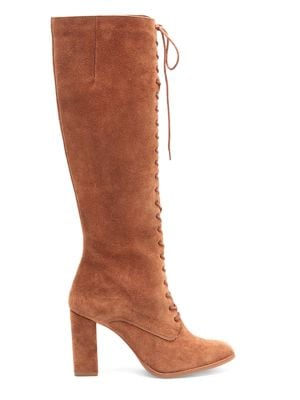 Princely Suede Boots by Matisse