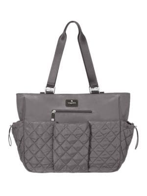 On The Go Baby Quilted Tote 500046759734