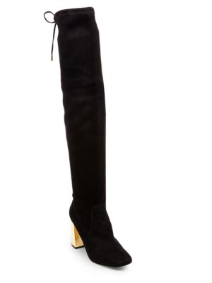 Candle Structured Knee-High Boots by Steve Madden