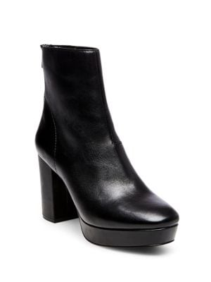 Peace Leather Booties by Steve Madden