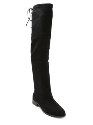 Thom Microsuede Over-the-Knee Boots by Kensie