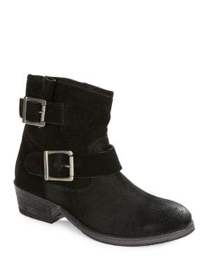 Castanets Suede Ankle Boots by Seychelles