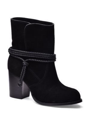 Photo of Larchmonte Suede Ankle Boots by Splendid - shop Splendid shoes sales