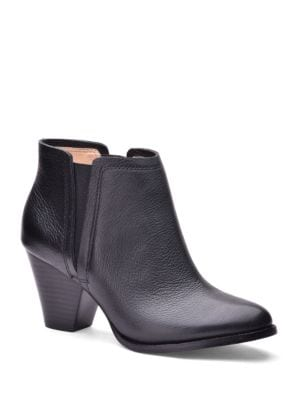Rochelle Leather Booties by Splendid