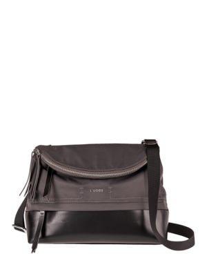 Audrey Ina Leather Shoulder Bag 500046841839