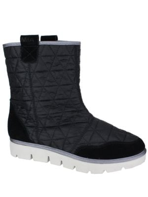 Terance Athleisure Quilted Booties by Mia